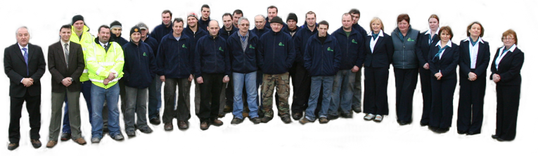 Ballykelly Group Staff Picture4